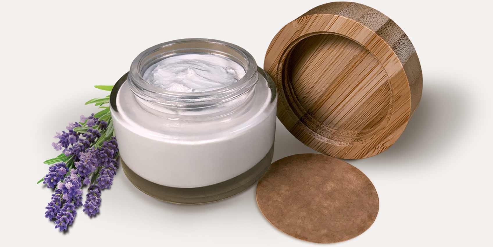 Natürliche Deocremes ohne Plastik